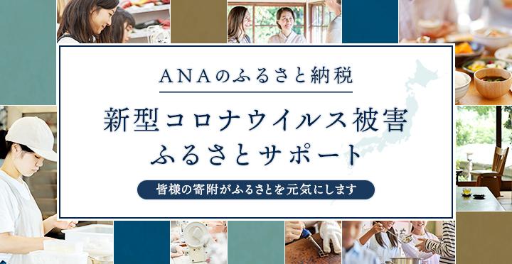 ANAのふるさと納税 ふるさとサポート